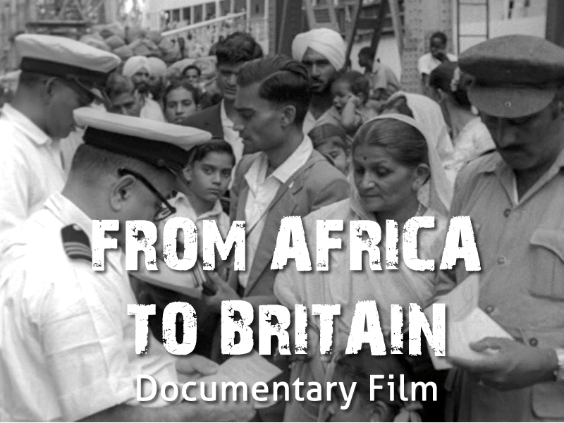 From Africa to Britain