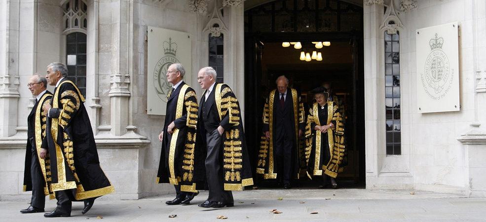 UK Supreme Judges
