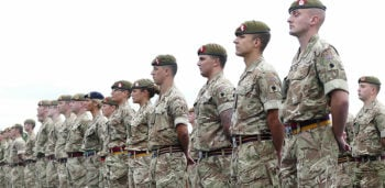 Report reveals Increase in Number of complaints from BAME Army Staff f