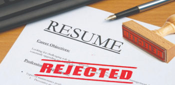 Moving on after being Rejected from a Job f