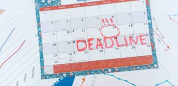 7 Tips to Help Meet Deadlines at Work f