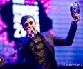 Foji Gill with BEST VIDEO award