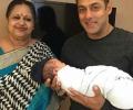 Arpita Khan baby photos
