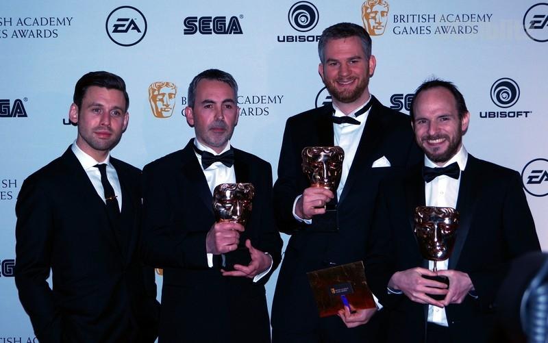 बाफ्टा गेम अवार्ड्स 2016 के विजेता