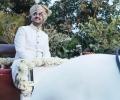 Kresha Bajaj wedding lehenga