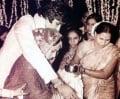 Amitabh Bachchan - Marriage