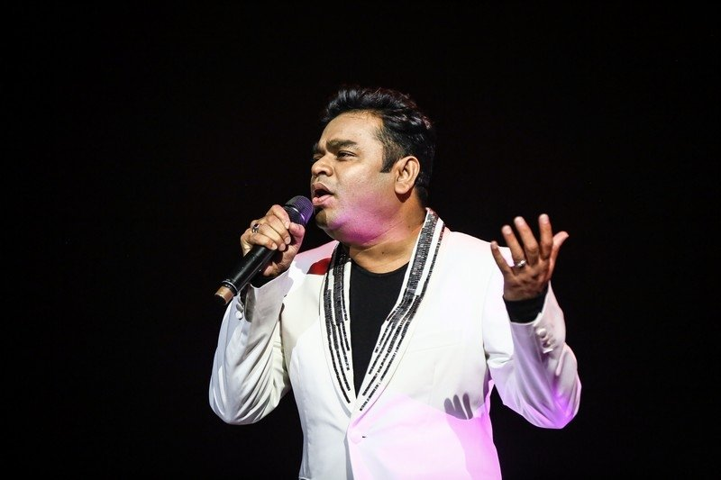 A. R. Rahman performs Greatest Hits at The O2