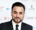 Actor Ameet Chana at the launch of Asian Rich List & Asian Business Awards 2014