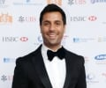 Actor Nitin Kundra at the Asian Business Awards 2014