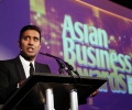 BBC Radio presenter Nihal Arthanayake hosts the launch of Asian Rich List & Asian Business Awards 2014