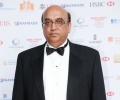 Millionaire and award winning entrepreneur Zameer Choudhrey  at launch of Asian Rich List & Asian Business Awards 2014