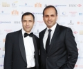 Millionaire entrepreneur Harry Dulai (R) at launch of Asian Rich List & Asian Business Awards 2014