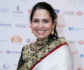 Priti Patel MP at launch of Asian Rich List & Asian Business Awards 2014