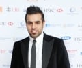Singer H Dhami at the Asian Business Awards 2014