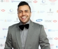 Singer Juggy D at the Asian Business Awards 2014