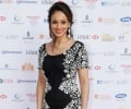 Wright Stuff  Presenter Seema Pathan in a stunning dress by top designer Raishma Islam at the Asian Business Awards 2014
