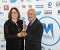 Asian Media Awards 2015 - Outstanding Contribution to Media: Tara Prem
