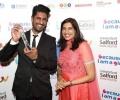 Asian Media Awards 2015 - TV Presenter of the Year: Asad Shan