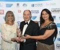 Asian Media Awards 2015 - Sophiya Haque Services to British Television & Film: Roshan Seth