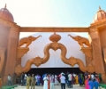 B. Ravi Pillai daughter wedding