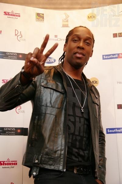 Pop singer Lemar