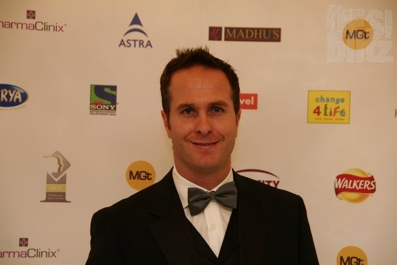 Michael Vaughan OBE (England Cricketer)