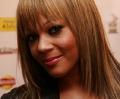 Pop singer Shola Ama