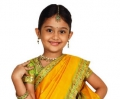 Child with Bindi