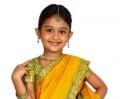 Child with Bindi