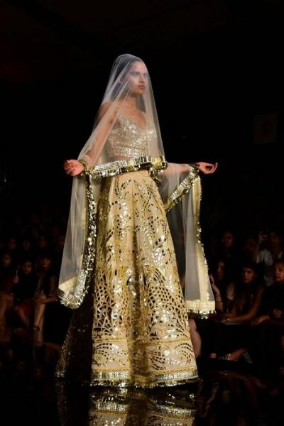 Bridal Fashion Week 2015 India India Bridal Fashion Week
