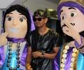 ब्रिट एशिया म्यूजिक अवार्ड्स नॉमिनेशन पार्टी