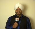 Balwinder Safri @ BritAsia TV Music Awards 2012