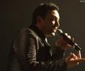 Manmohan Waris @ BritAsia TV Music Awards 2012