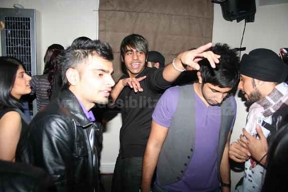 Pure Desi @ Chi Bar 18