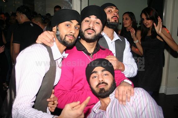 Pure Desi @ Chi Bar 26