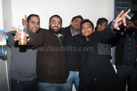 Pure Desi @ Chi Bar 36