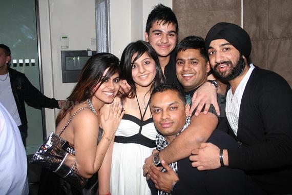 Pure Desi @ Chi Bar 52