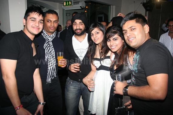 Pure Desi @ Chi Bar 77