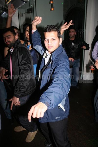 Pure Desi @ Chi Bar 81