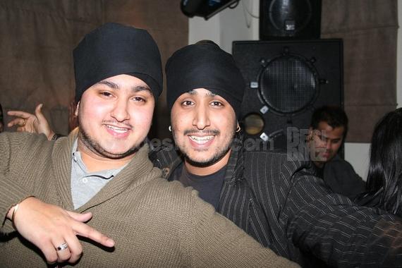 Pure Desi @ Chi Bar 85