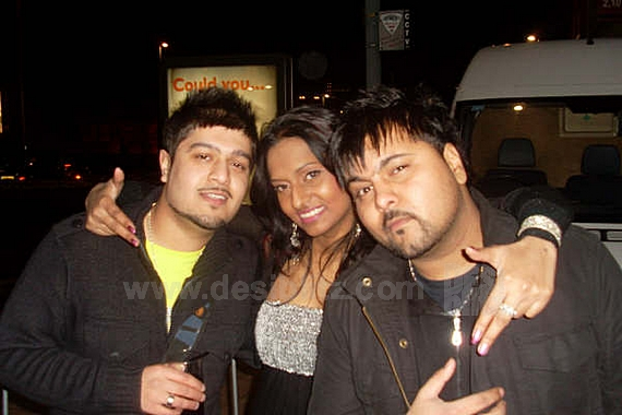 Pure Desi @ Chi Bar 103
