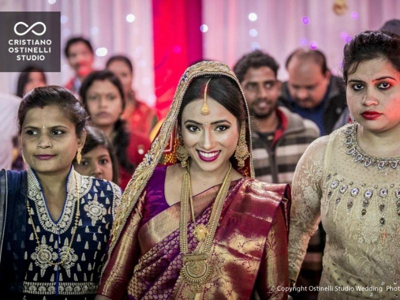 क्रिस्टियानो ओस्टिनेली द्वारा अद्भुत भारतीय शादी की तस्वीरें