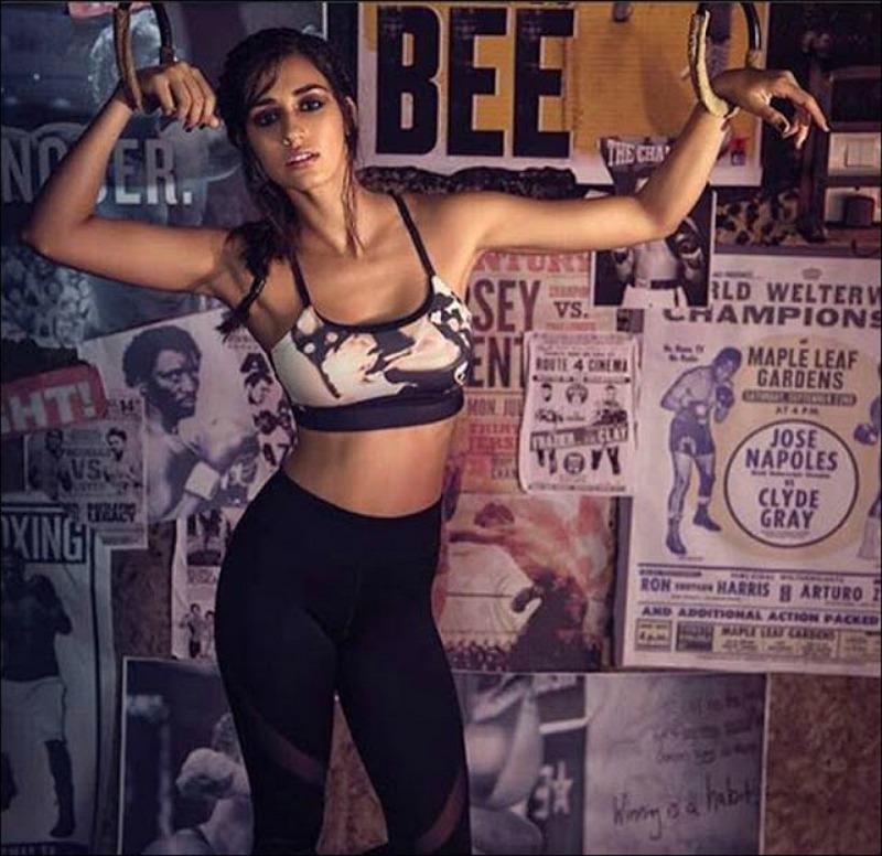 Disha Patani for FHM India Magazine
