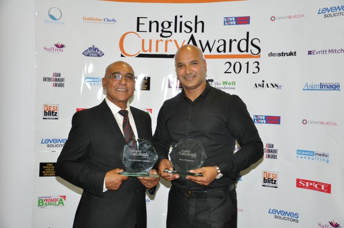 English Curry Awards 2013: The Best of Manchester