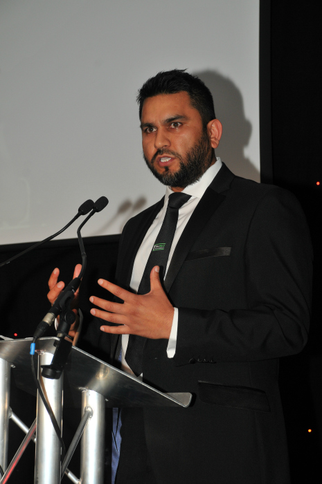 English Curry Awards 2013:The Well Foundation
