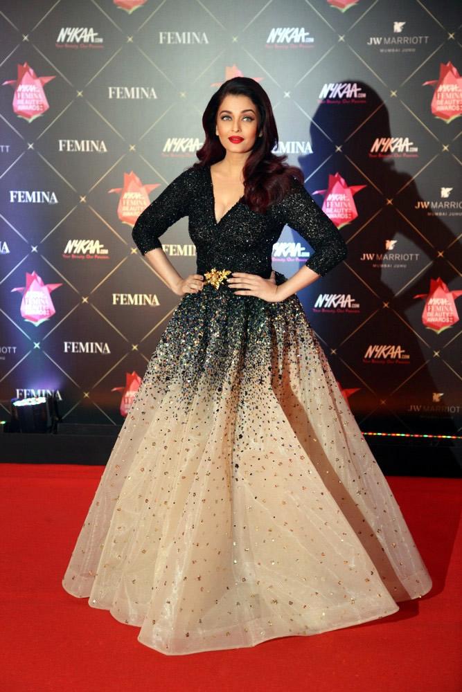 Best Dressed at the Nykaa Femina Beauty Awards 2018