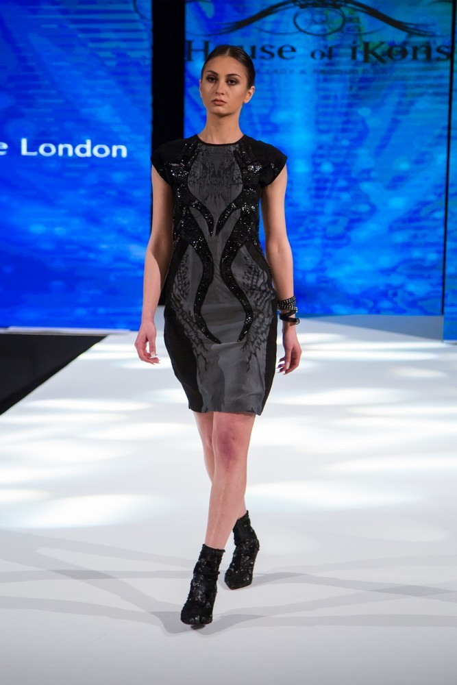 House of iKons London February 2018 celebrates Young Designers