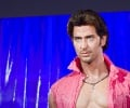 Hrithik Roshan waxwork at Madame Tussauds