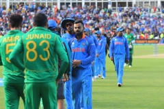 India demolish Pakistan in ICC Champions Trophy 2017