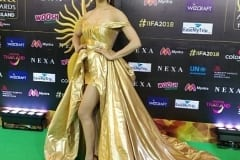 Best Dressed at IIFA Rocks 2018